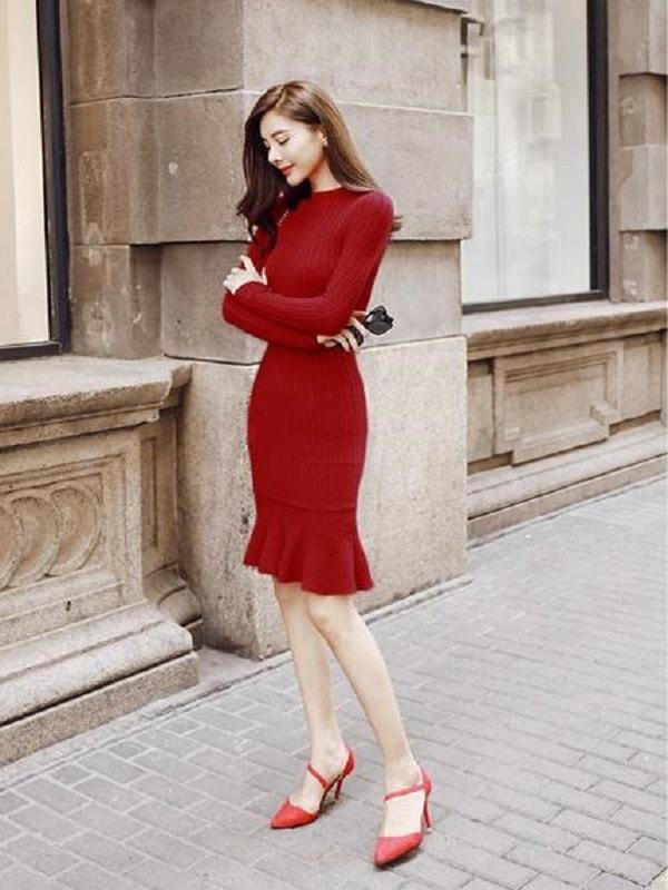 meo mix giay da voi trang phuc cho co nang cong so thanh lich 4 - Mẹo mix giày da với trang phục cho cô nàng công sở