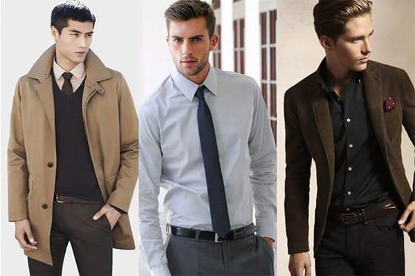 Mẹo vận thắt lưng nam phù hợp với mọi bộ trang phục