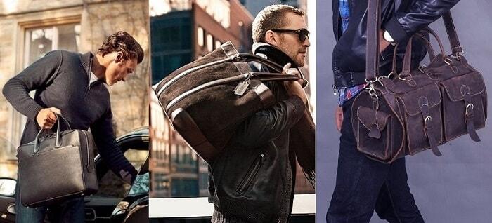 Nên chọn túi xách nam như thế nào thì thích hợp